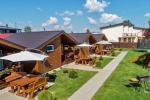 Poilsio nameliai Vakaris Šventojoje, Mokyklos gatvėje