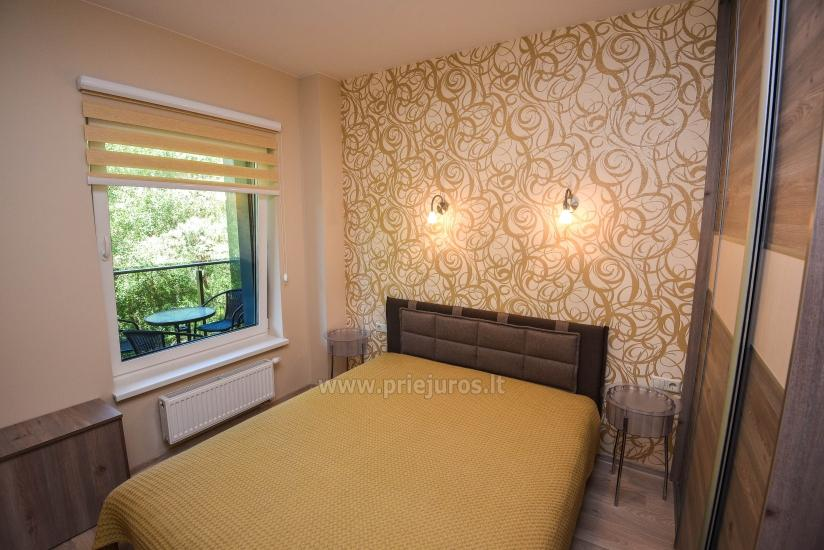 2 rooms flat with parking. TV, Internet, air conditioner - 7