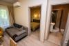 Naujas 2 kambarių butas su vieta automobiliui. TV, Internetas, oro kond. - 9