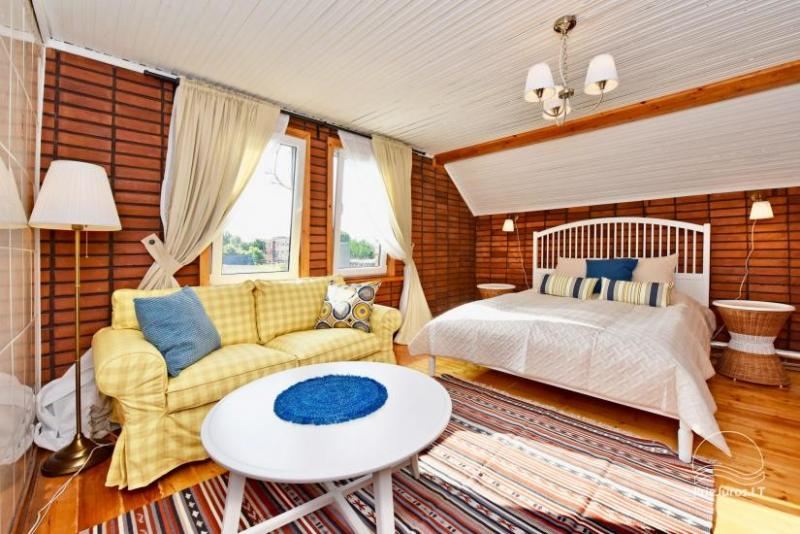 Zimmer zu vermieten in Palanga, 5 Minuten bis zum Meer!