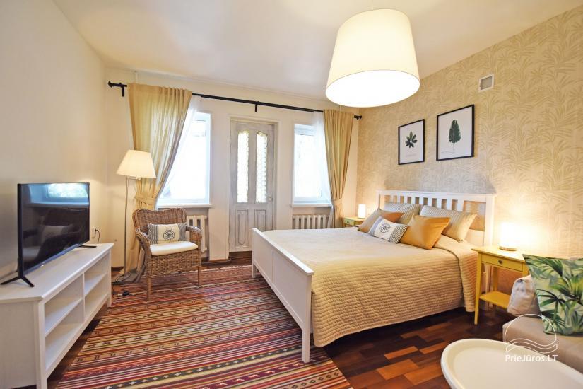 Zimmer zu vermieten in Palanga, 5 Minuten bis zum Meer! - 4