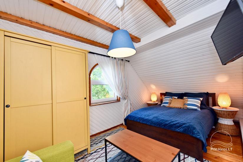 Zimmer zu vermieten in Palanga, 5 Minuten bis zum Meer! - 6