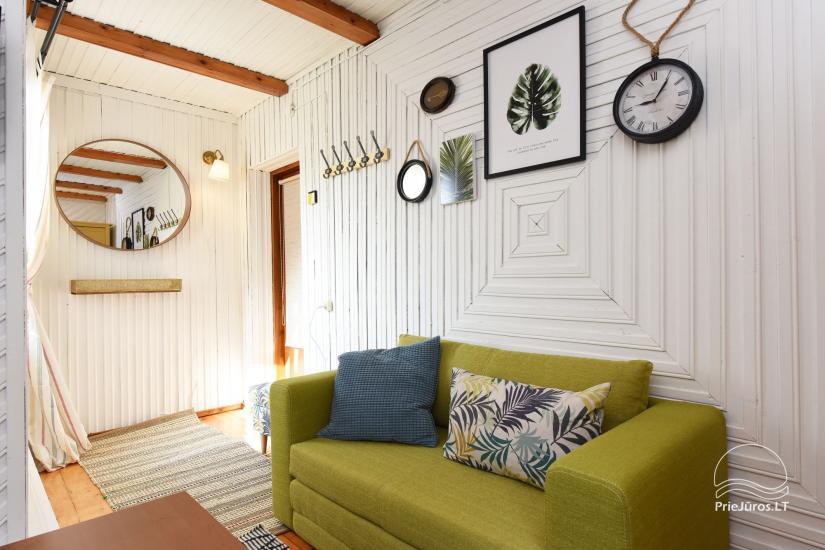 Zimmer zu vermieten in Palanga, 5 Minuten bis zum Meer! - 7