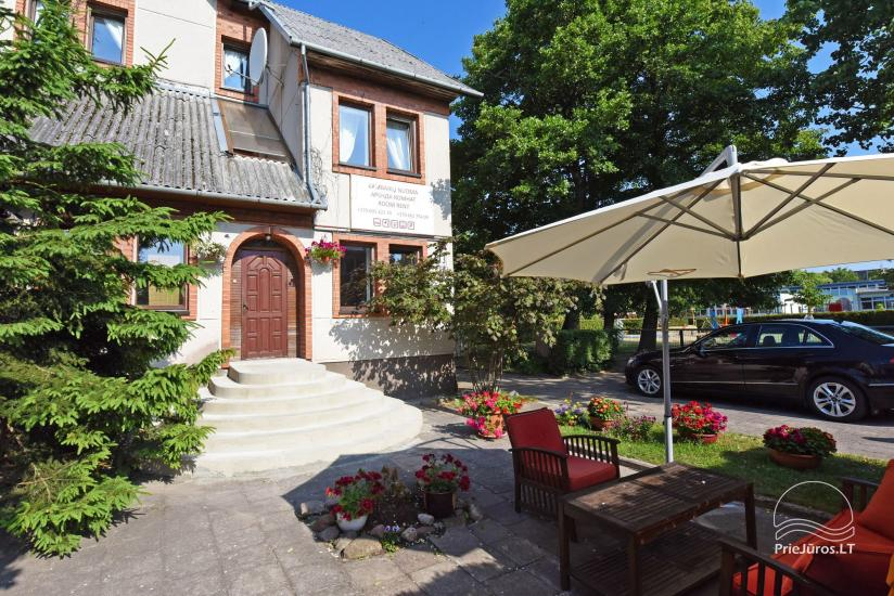 Rooms for rent in Palanga, 5 minutes to the sea! - 15