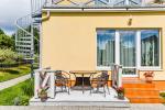 Villa Bangomusa - apartamenti ar terasi, telpas īre Kunigiskes - 2