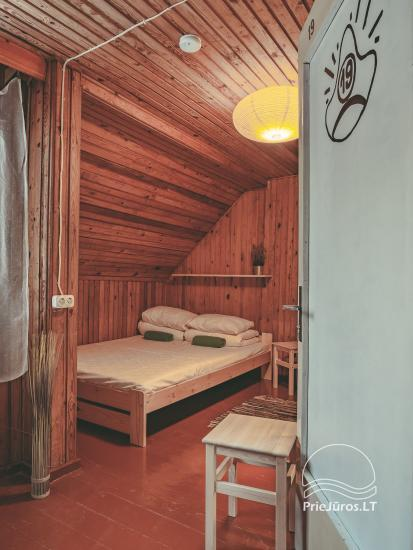 Guest house Guboja in Nida, Curonian Spit - 4