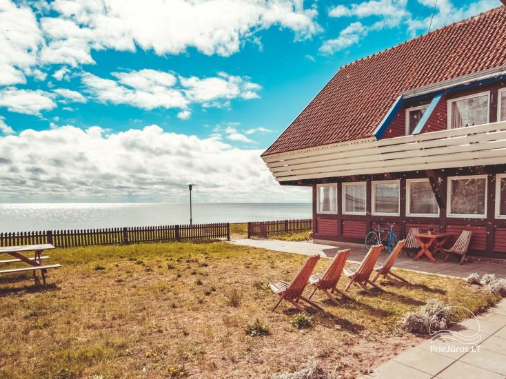 Rest house Guboja in Nida, Curonian Spit - 14