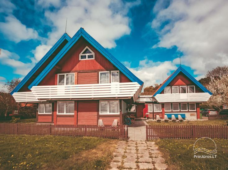 Rest house Guboja in Nida, Curonian Spit - 18