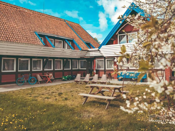 Rest house Guboja in Nida, Curonian Spit - 25