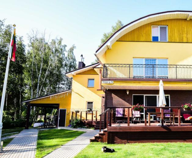 Rooms for rent in Villa Vingis, in Kunigiskiai. Just 100 meters to the sea. - 1