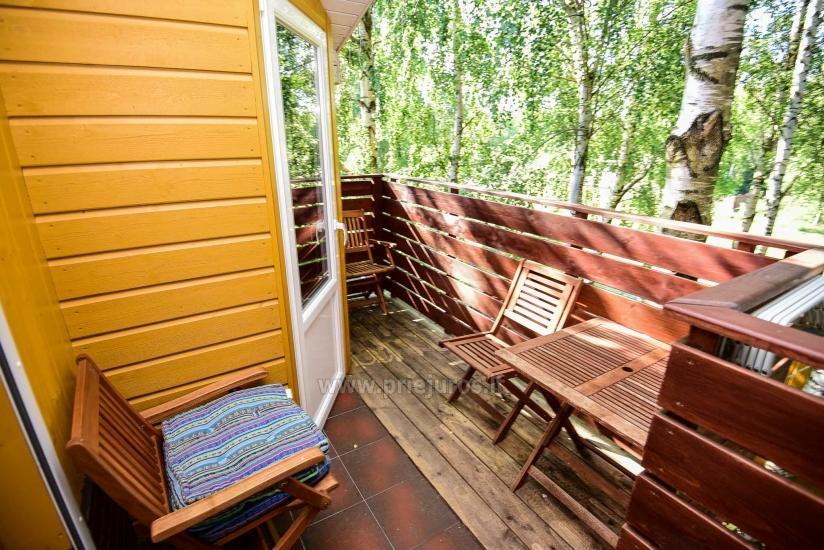 5 kambario terasa ir virtuvėlė