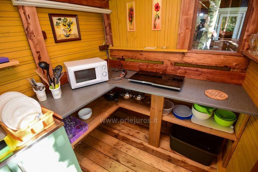 Virtuvėlė 3 ir 4 kambario