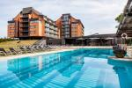 Hotel in Palanga Vanagupe *****. Restaurant, SPA center, conference halls, swimming pool, outdoor terrace