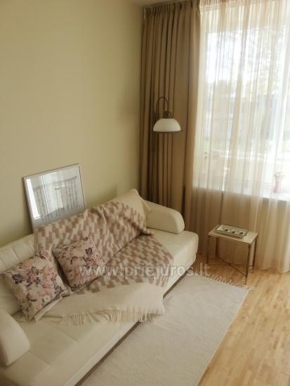 Apartamentai–butas nuomai Palangoje, pačiame kurorto centre - 3