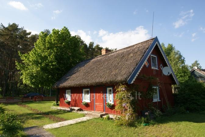 Authentic Fishermen's Hut in Preila, Curonian spit - 3