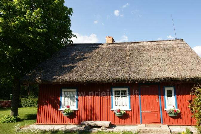 Authentic Fishermen's Hut in Preila, Curonian spit - 4