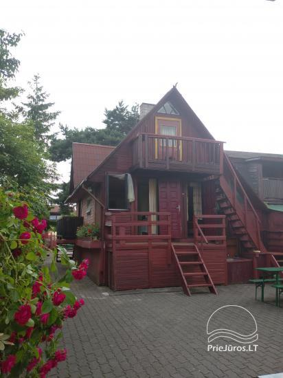 Tvarkingų kambarių ir namelių nuoma Šventojoje - 2