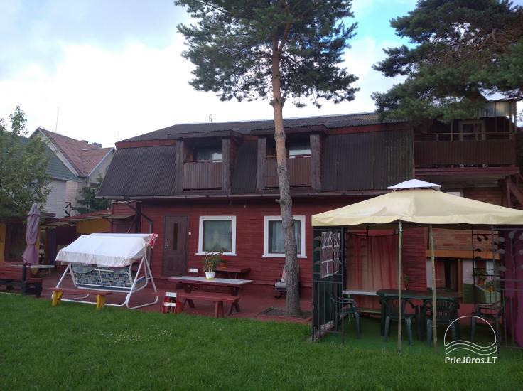 Tvarkingų kambarių ir namelių nuoma Šventojoje - 3