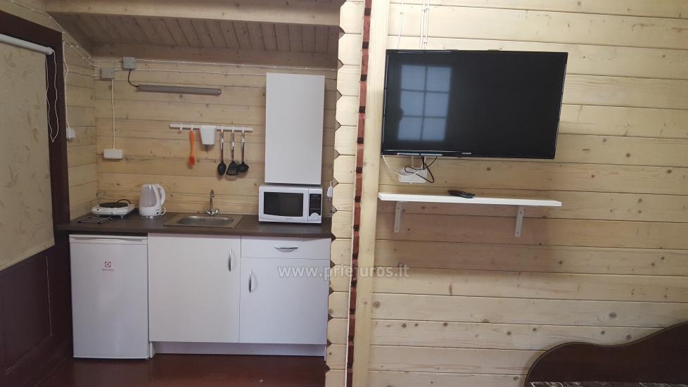 Holiday houses for rent is Sventoji - 12