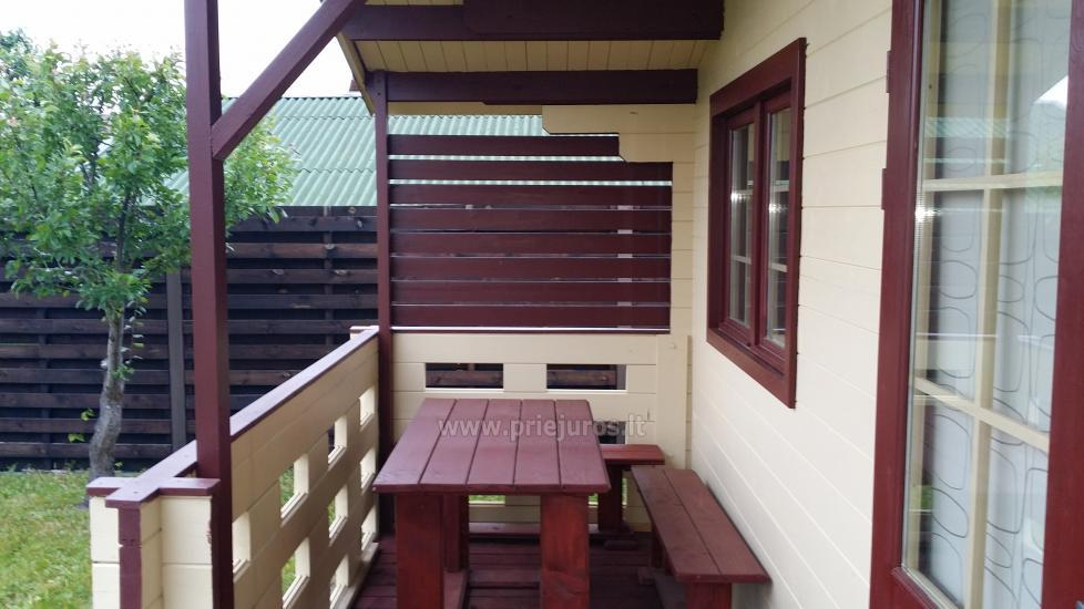 Holiday houses for rent is Sventoji - 14