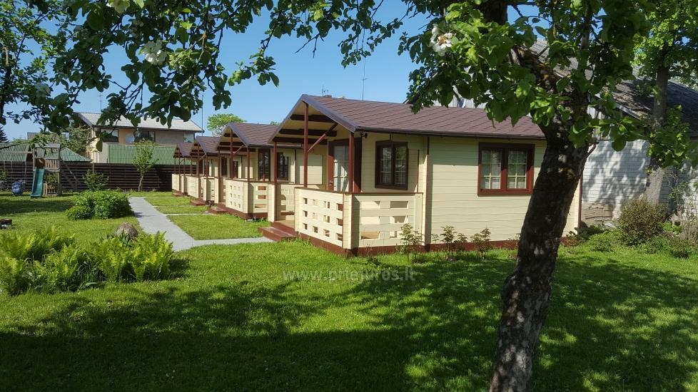 Holiday houses for rent is Sventoji - 16