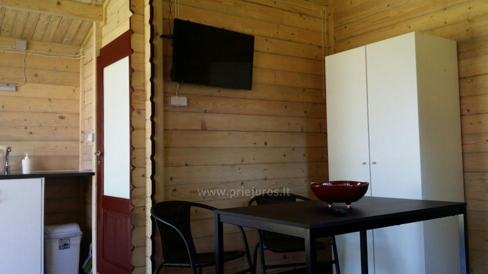 Holiday houses for rent is Sventoji - 4