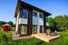 2016 metais įrengti Apartamentai naujoje viloje Palangoje. Privatus kiemas, arti jūra