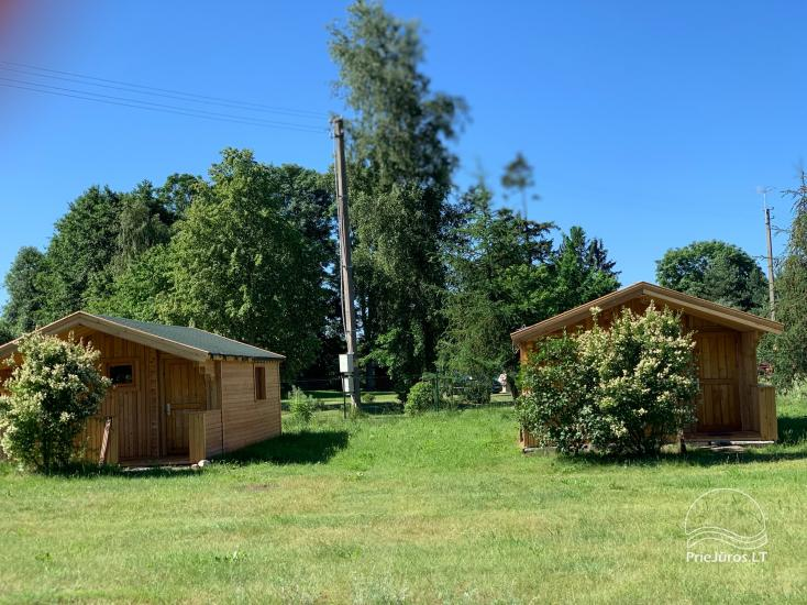 Sventoji. Room, Holiday Cottage, Apartment Rent. Camping - SummerCity.LT - 9