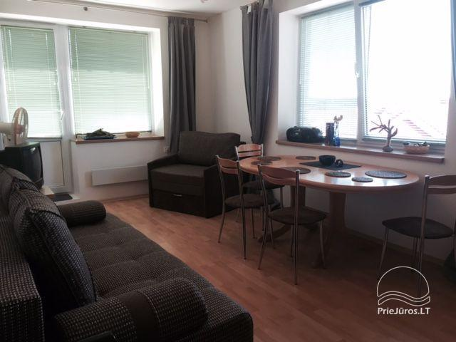 2 rooms flat for rent in Palanga - 2