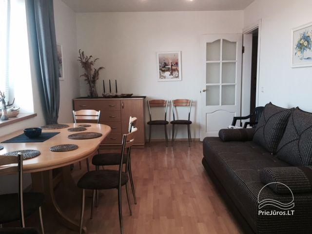2 rooms flat for rent in Palanga - 1