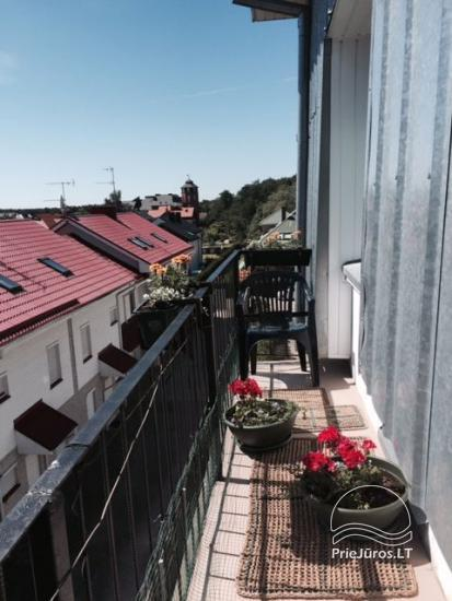 2 rooms flat for rent in Palanga - 3