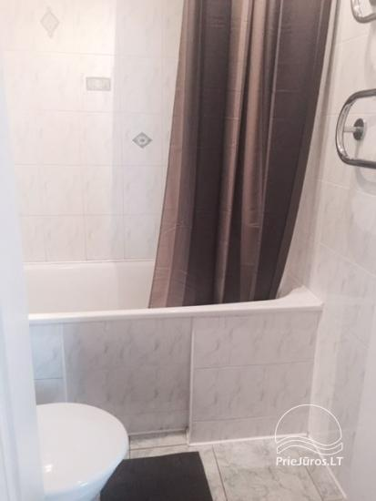 2 rooms flat for rent in Palanga - 7
