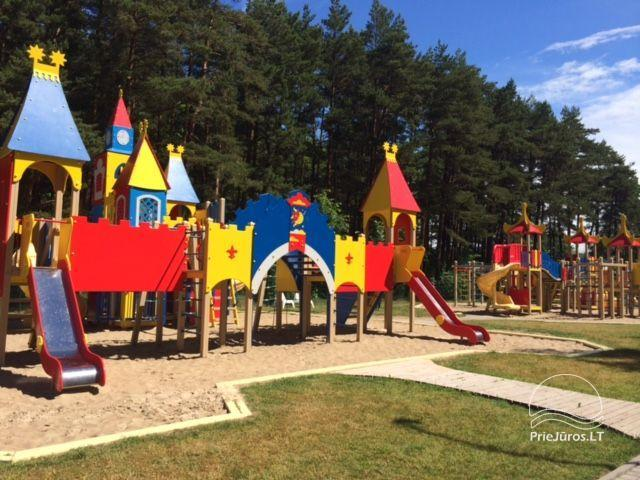 2 rooms flat for rent in Palanga - 8