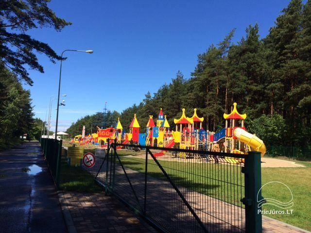 2 rooms flat for rent in Palanga - 9