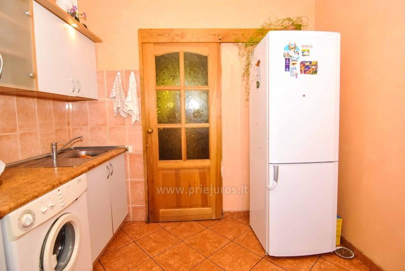 Wohnung zur Miete in Nida (bis zu 6 Personen), neben der Lagune. Gartenhaus im Hof. - 21