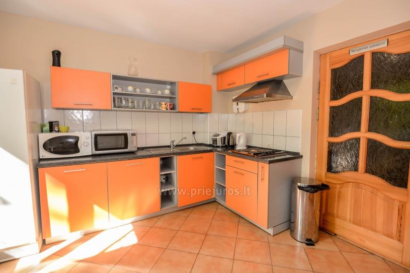 Holiday home in center of Palanga GUEST HOUSE 777, near the park and sea, with amenities - 15