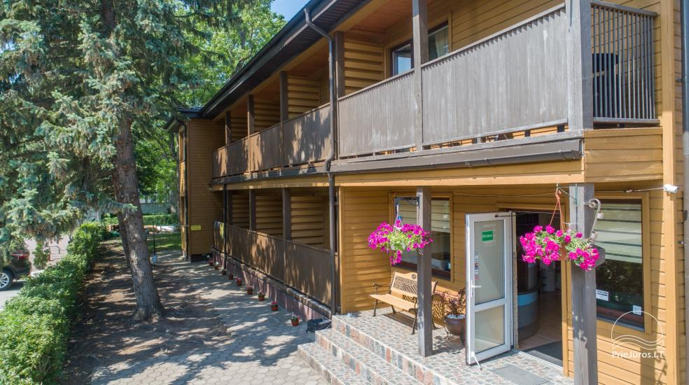 Holiday home in center of Palanga GUEST HOUSE 777, near the park and sea, with amenities - 4