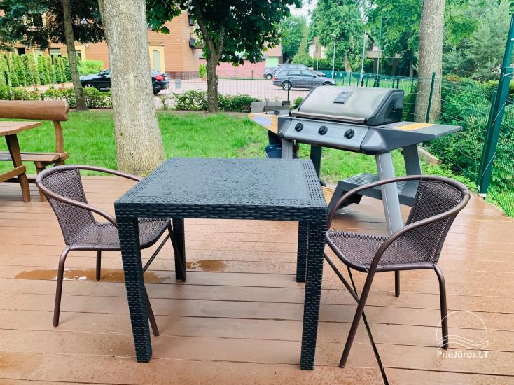 Holiday home in center of Palanga GUEST HOUSE 777, near the park and sea, with amenities - 19