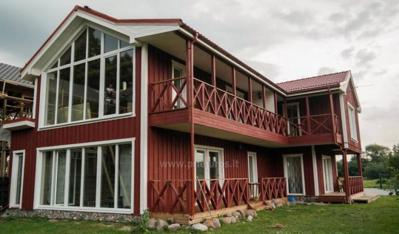 Mājīgi dzīvokļi, brīvdienu māja un istabas īrei Palangā, Kunigišķos, netālu no jūras!