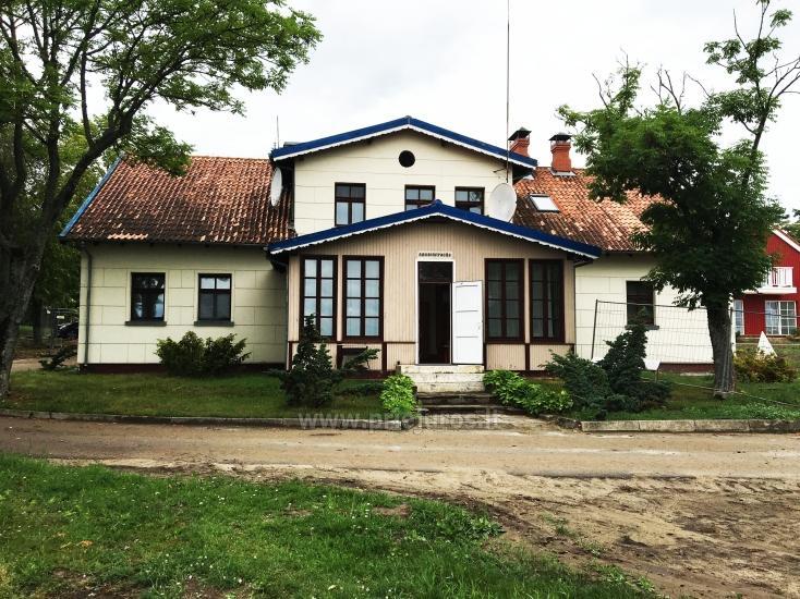 Vila Marių krantas. Dviviečiai - šešiaviečiai kambariai Nidoje ant marių kranto - 1