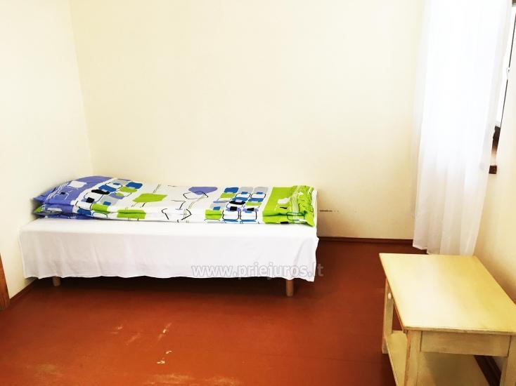 Vila Marių krantas. Dviviečiai - šešiaviečiai kambariai Nidoje ant marių kranto - 10