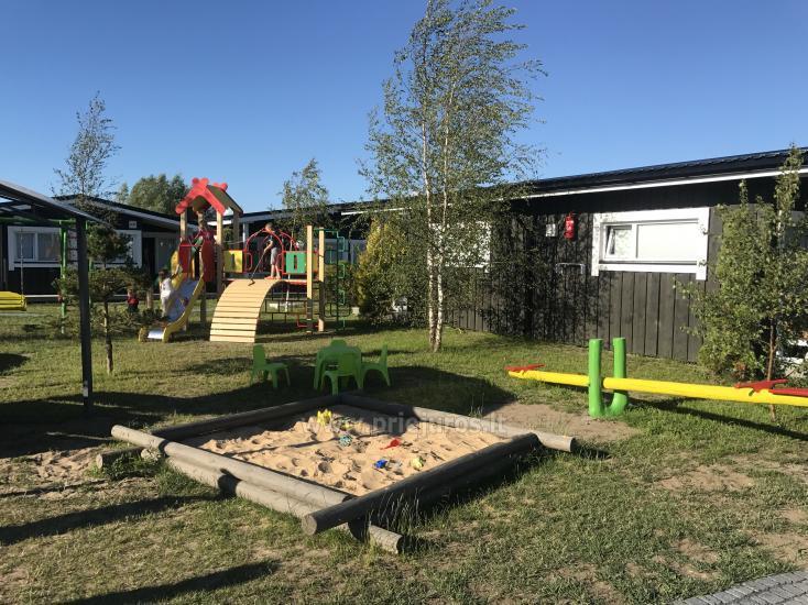 Neue Eine-Zwei-Zimmer-Holz kleine Häuser in Sventoji - 12