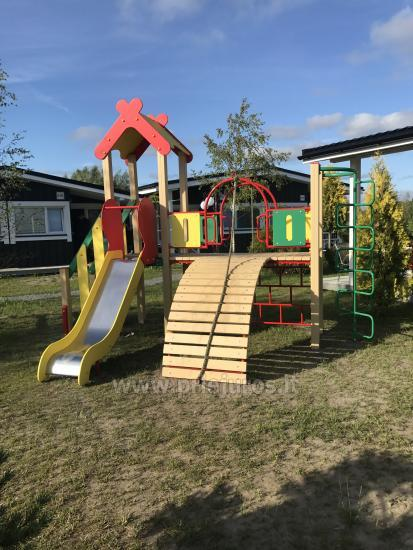 Neue Eine-Zwei-Zimmer-Holz kleine Häuser in Sventoji - 14