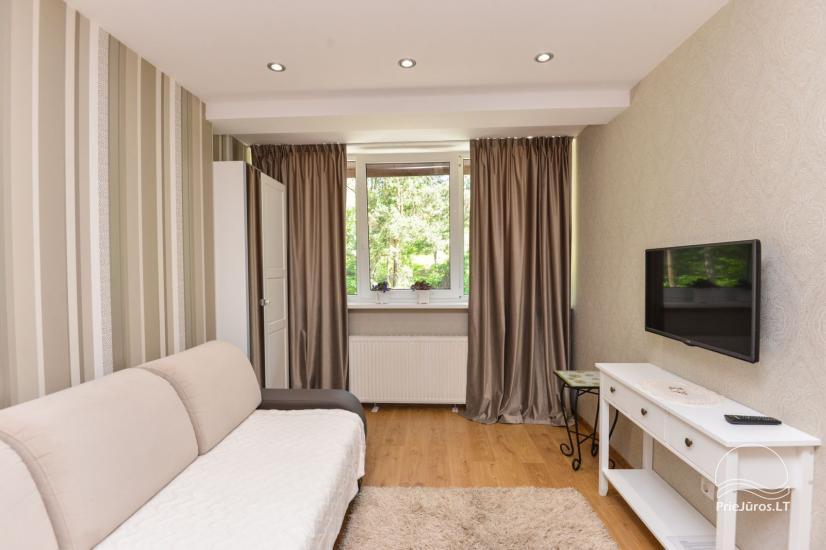 1 room flat rent in Nida - 4