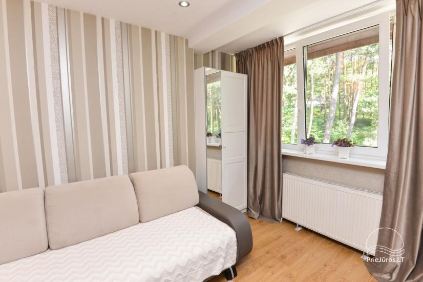 1 room flat rent in Nida - 6