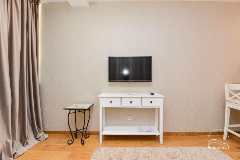 1 room flat rent in Nida - 7