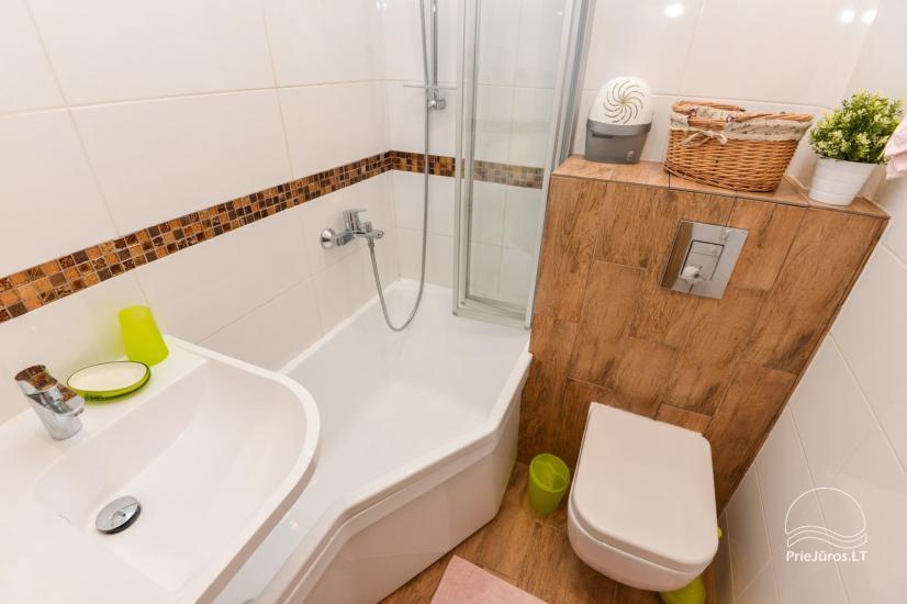 1 room flat rent in Nida - 9