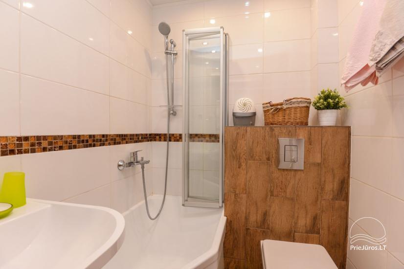1 room flat rent in Nida - 10