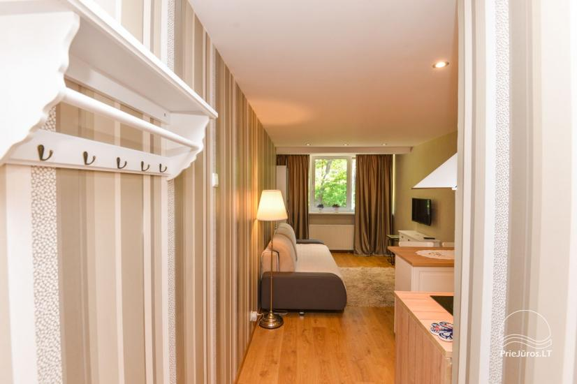 1 room flat rent in Nida - 11