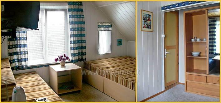Istabas un dzīvokļu īre pie jūras - 4